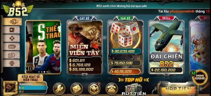 Top 10 trang game ăn tiền online uy tín nhất 2021